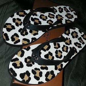 Coach Sandals / Flip Flops